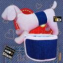 犬服 マナーベルト ライトカラーデニム(中型犬〜大型犬用)【メール便なら送料無料】マナーバンド マナーパンツ ドッグウェア 犬の服 介護用品