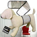 犬服 マナーベルト ファインストライプ・ネイビーライン(超小型犬から中型犬用)【メール便なら送料無料】マナーバンド