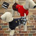 犬服 ロンドンチェックワンピース(小型犬・中型犬用)【犬の服2点購入でメール便送料無料】ドレス スカート ドッグウェア