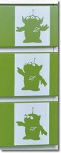 75cm幅4段シルエット(エイリアン)ディズニー家具ディズニータンスDisneydisneyカラー家具出産祝い出産プレゼント孫へプレゼントディズニープレゼント【smtb-ms】【楽ギフ_包装】【楽ギフ_のし宛書】【楽ギフ_メッセ入力】