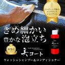 【期間限定10%OFF】美コート ウォッシュシャンプー&コン...