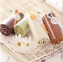 Kobe Sweets タオルプチロールケーキ【代引不可】【楽ギフ_名入れ】【プチギフトBW激安】
