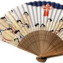 ショッピング大相撲 扇子 大相撲 浮世絵風 力士 相撲取り スポーツ 日本画 縁起物 和雑貨