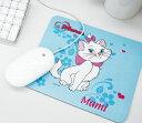 名入れマウスパッド キャラクター【メール便可】【ディアカーズ】【Disneyzone】