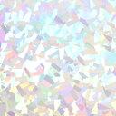 【短期屋内用】メタリック&ホログラムシートKMシート【KM61】1000mm幅メーターカット【キラキラシート】