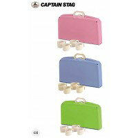 【代引き・同梱不可】CAPTAIN STAG キャプテンスタッグ ホルン ハンディーテーブル(カップ付)の画像