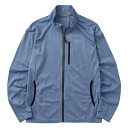 【代引き・同梱不可】BOWBUWN ジップアップジャケット ブルー Y1440-S-70