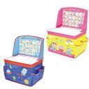 【代引き・同梱不可】ユーカンパニー お絵かき収納ボックス整理整頓 ホワイトボード おもちゃ箱