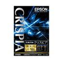(まとめ) エプソン EPSON 写真用紙クリスピア<高光沢> L判 KL100SCKR 1箱(100枚) 【×3セット】【日時指定不可】