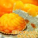 さっぱりフルーティー♪贅沢★オレンジ&みかんタルト
