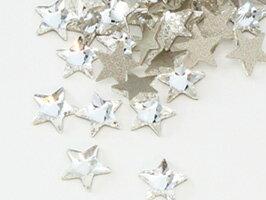 スワロフスキー#2816 Rivoli Star Flat Back 星形 クリスタル5mm 1粒