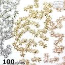 100個  金魚の封入パーツ (全3色)    アクセサリー 手芸 メタル パーツ 金具 アクセサリーパーツ メタルパーツ ハンドメイド 材料 封入 夏 動物 魚 きんぎょ 涼 オリジナル