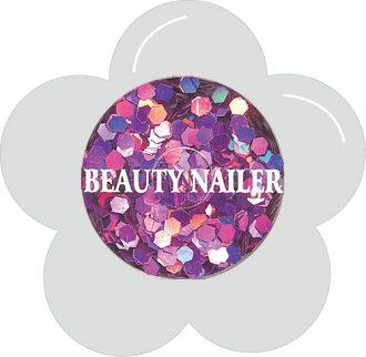 [택배 제한] 절름발이 절름발이 [홀로그램 핑크 S] 약 1.5 mm BEAUTY NAILER (ビューティーネイラー) ムラキ