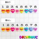 【B210】ミニキャン キャンディーハーツ ネイルパーツ D...