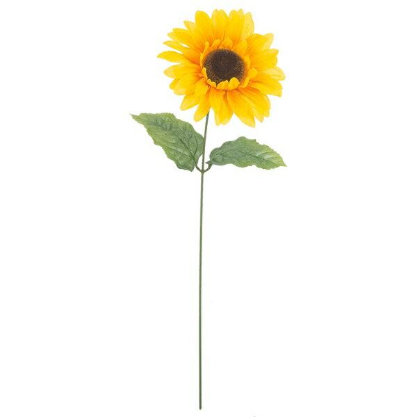 情熱のヒマワリ【ヒマワリの造花・アートフラワー】