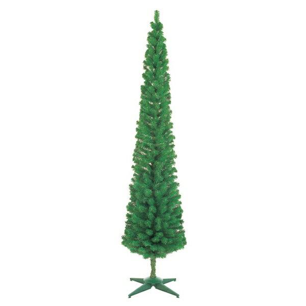 【防炎加工】210cmスレンダーツリー(FOLD...の商品画像