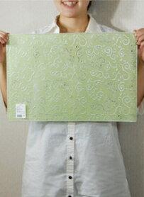 蔦Tsuta日本製ランチョンマットプレイスマットプレースマットテーブルウェアアンティークアンティーク風雑貨おしゃれパープルブラウンアイボリーグリーン