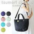 ツモリチサト バッグ ネコ tsumori chisato Odenししゅうを全面に施したころんと丸い形のトートバッグ