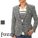 OR14KI30スラブテーラードジャケット《FUZZY/ファジー》