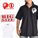 大きいサイズ メンズ NESTA BRAND ネスタブランド 半袖 ポロシャツ ネームテープ使い XXL XXXL