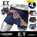 レイトショー【LATESHOW 】ボクサー ブリーフ パンツ 18593600 E.T コラボ ブラ ...
