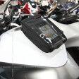 スマホ タンク バイク ツーリング クリアポケット 吸盤式スマートフォンタンクポーチ NB-82 DEGNER デグナー