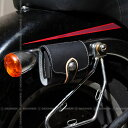 期間限定!エントリーで全品ポイント10倍 ハーレー バイク 本革 ETCケース ETC 全別体式対応 レザーETCケース ステー不要 アメリカン DEGNER デグナー SB-27A ブラック あす楽対応