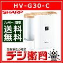 シャープ 加湿器 HV-G30-C ベージュ系 気化式 /【Sサイズ】
