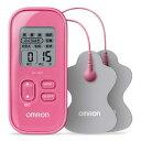 (納期未定)オムロン (OMRON)低周波治療器 HV-F021-PK(ピンク)