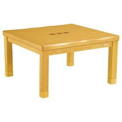 【お取り寄せ】コイズミ(KOIZUMI)家具調こたつ(75×75cm)KTR-3157 [KTR3157]