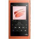 (予約受付中:10/6発売予定)SONY NW-A56HN R デジタルオーディオプレイヤー(32GB) ウォークマン Aシリーズ トワイライトレッド NWA56HNR