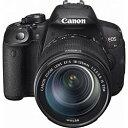 【お取り寄せ】キャノン(Canon)EOS Kiss X7i・EF-S18-135 IS STM レンズキット[EOSKISSX7IL18135] [一眼レフカメラ / デジタルカメラ]【長期安心保証対象商品】
