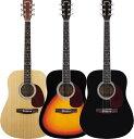 アコースティックギター8点入門セット Sepia Crue WG10N VALUE SET(ナチュラル)(アコギ初心者)(フォークギターセット)(ギター入門セット)