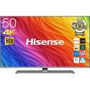 ハイセンス 50V型4K対応液晶テレビ 50A6500 ※配送・設置は、最寄のエディオン配送センターよりお伺いいたします。[全国送料無料 ※一部地域を除く]