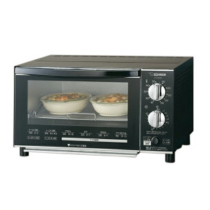 オーブン トースター メタリックブラウン