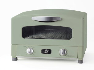 アラジン トースター グリーン