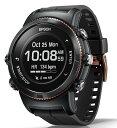 (お取り寄せ)EPSON WristableGPS 腕時計 GPSランニングウォッチ 脈拍計測 J-350F(フロスティグレー)
