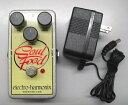 (お取り寄せ)electro-harmonix エレハモ オーバードライブ Soul Food(EH3013)Klon ケンタウルスをモチーフ ACアダプター付(正規品。保証書付属)