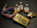 (お取り寄せ)Providence Vitalizer-B1-3(3BAND EQ PREAMP) プロビデンス ベース搭載用アクティブサーキット