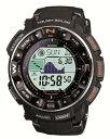 (お取り寄せ)CASIO 腕時計 PROTREK プロトレック タフソーラー 電波時計 MULTIBAND 6 PRW-2500-1JF メンズ