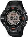 (お取り寄せ)CASIO 腕時計 PROTREK カシオ プロトレック トリプルセンサーVer.3搭載 ソーラーウォッチ PRG-270-1JF メンズ
