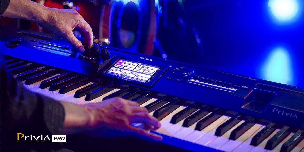 (お取り寄せ)CASIO カシオ 温水便座 電子ピアノ カシオ PX-560MBE ディープブルー調:デジ倉 液晶テレビ 店 ステージピアノ求められるスペックを多彩に装備!
