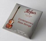 【★在庫あり】Hofner Strings HCT1133CR *ラウンド弦ヘフナー バイオリンベース専用弦
