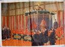 【中古】紫宸殿上御即位式の図 大正4年11月1日大阪朝日新聞第12128号附録