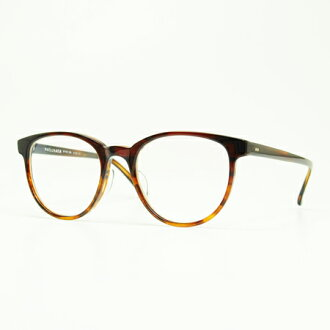 MASUNAGA eyeglass frames bright KOOKI 019-25 RED-BR red brown half/Clarens