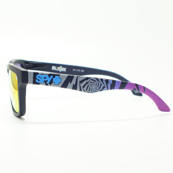8d5298d8ca7 Spy Sunglasses Helm Ken Block Livery Black Sunglasses
