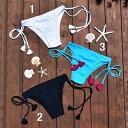 ブラジリアン ビキニ ボトム ブラジル ショーツ インポート (4色) かわいい 【はこぽす対応商品】 ゆうパケット対応 ブラジル製