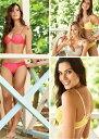 インポートランジェリー ブラ&Tバックショーツセット Tシャツブラ 黄色 サーモンピンク BRASIER ブラジリアンTバックショーツ
