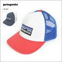 PATAGONIAパタゴニア【66032】 K 039 s Trucker Hatキッズ トラッカー ハットキッズ ジュニア 子供用 メッシュキャップ 帽子