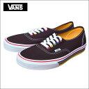 VANS MENS バンズ メンズ【VN-0VOEC16】AUTHENTICRAINBOW SIDEWALL BLACKオーセンティック サイドウォールメンズ スニーカー 靴